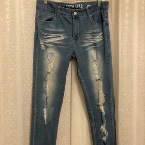 GoGo Star Jeans
